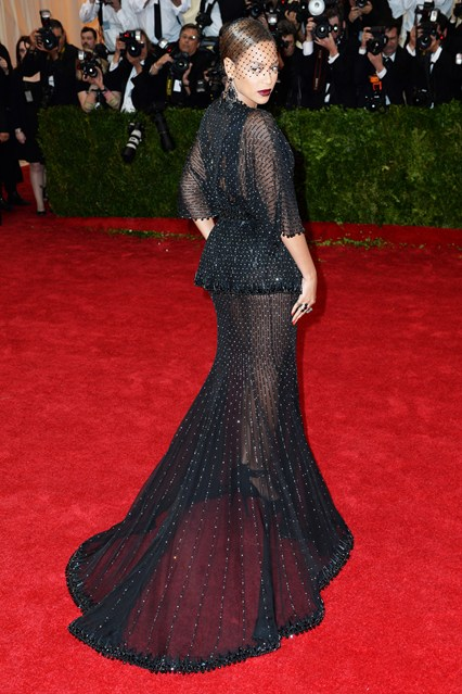 Beyonce Givenchy Met ball
