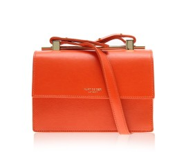 Kurt Geiger Britton Cross Body Orange