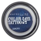 Maybelline Tattoo Eyeshadow in Everlasting Navy