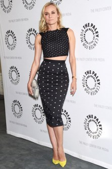 Diane Kruger roland mouret dress