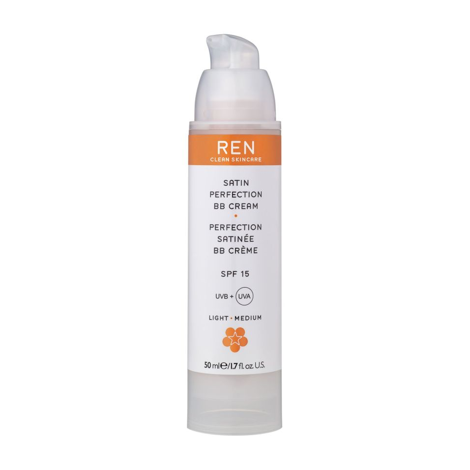 No more slathering on tidemark inducing foundation in the flattering but dimly lit bathroom mirror! Hooray! Ren's got light coverage plus SPF sorted with this multi-tasking product.