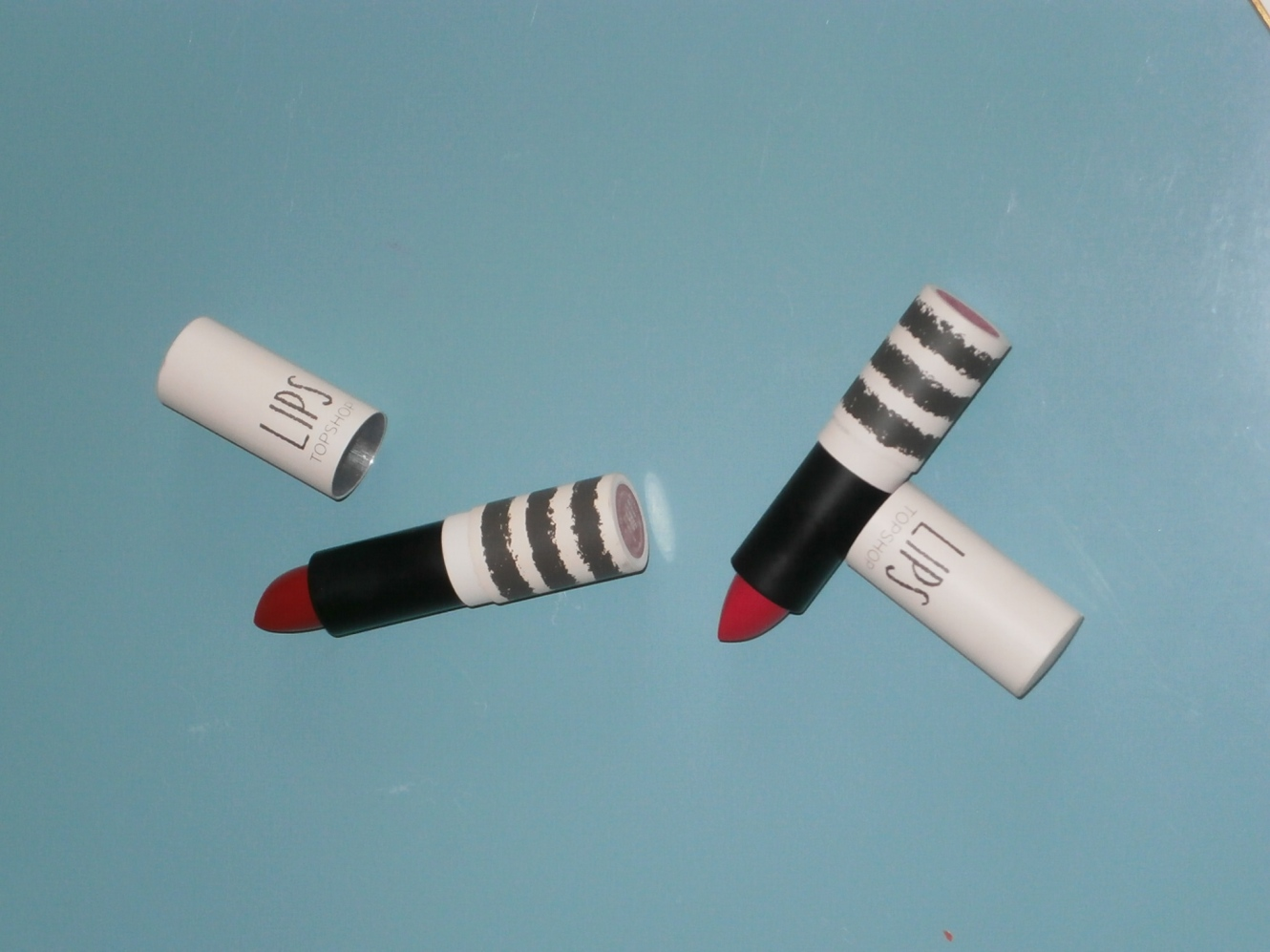 Topshop's satin lipsticks are fresh, fun and affordable