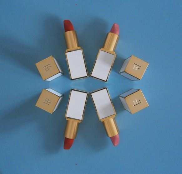 The creme de la creme, Tom Ford is the king of lipsticks and has reintroduced his original white cases for Summer.