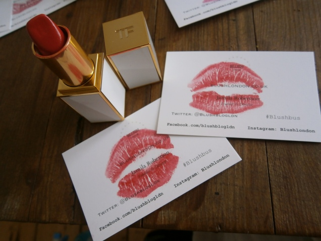 Tom Ford's Firecracker looks like a chalky orange, in fact it is a punchy opaque blood orange, that screams summer.