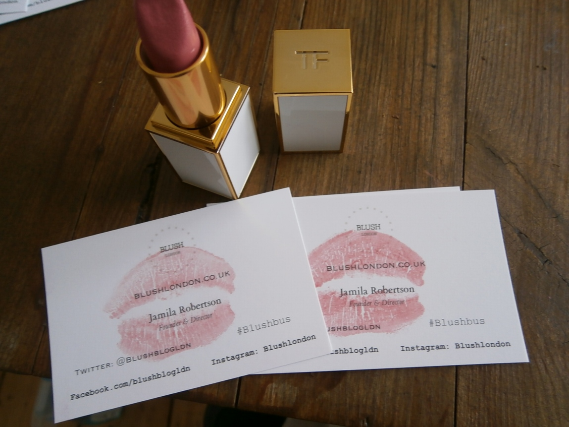 Tom Ford's Summer Fling is a pale pink, perfect for channeling the sixties look of next season, or if you're going for woodland nymph vibe.