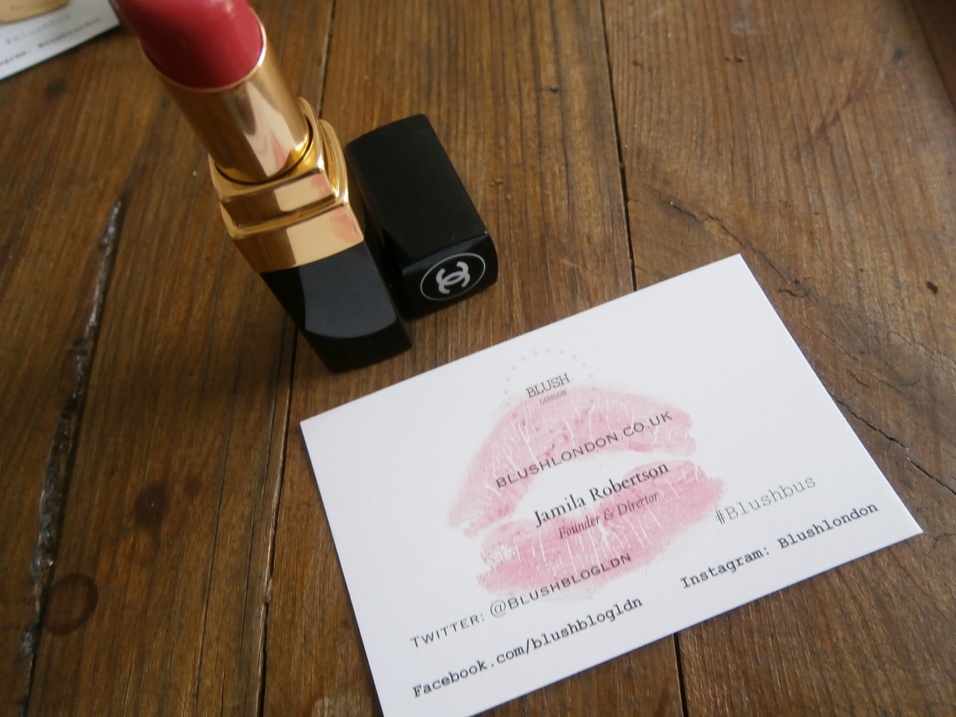 Chanel's Rouge Coco Shine in Boheme 91 is the sheerest of lipsticks. Picture it as a very classy lip balm.