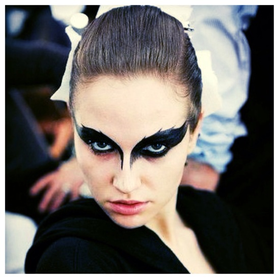 Black Swan - a modern classic and once you've mastered the make-up it wont matter what else you're wearing.