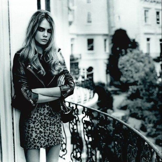 Cara's Topshop Campaign is a winner
