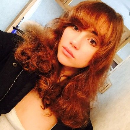 Suki's rapunzel coloured soft curls are so different that we can't help love them
