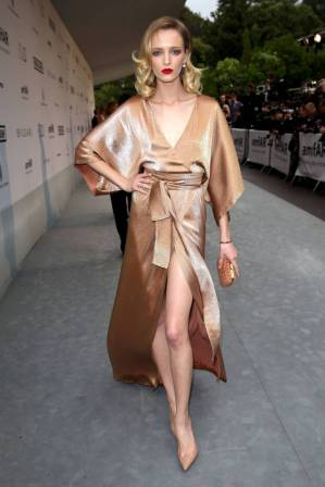 Making the case for Lame: Daria Stroukous at Amfar
