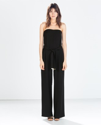 There's only one size left so it's probably pointless me posting this, but this perfectly exemplifies the easy brilliance of a jumpsuit