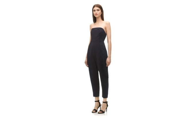 This tailored jumpsuit from Whistles is perfect for the evening.