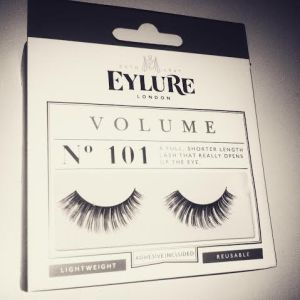 Eyelure lashes blushlondon
