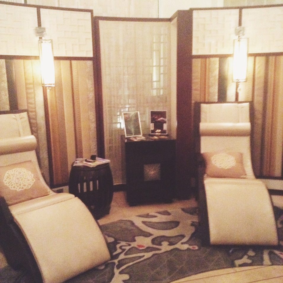 Chuan spa lounge