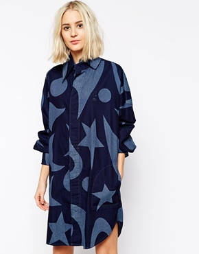Vivienne Westwood denim dress