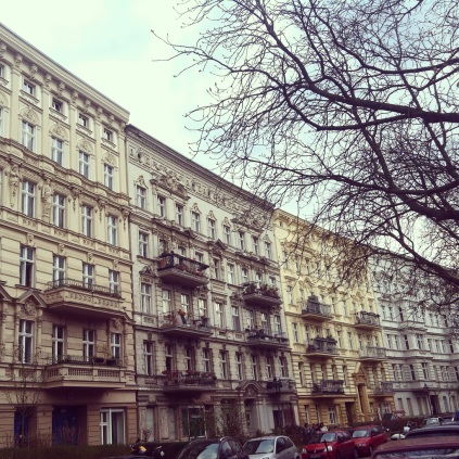 Canalside apartments in Kreuzberg