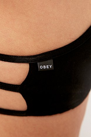 Obey Nightshade bralet - £22.40 - Urbanoutfitters - http://tidd.ly/d1122092
