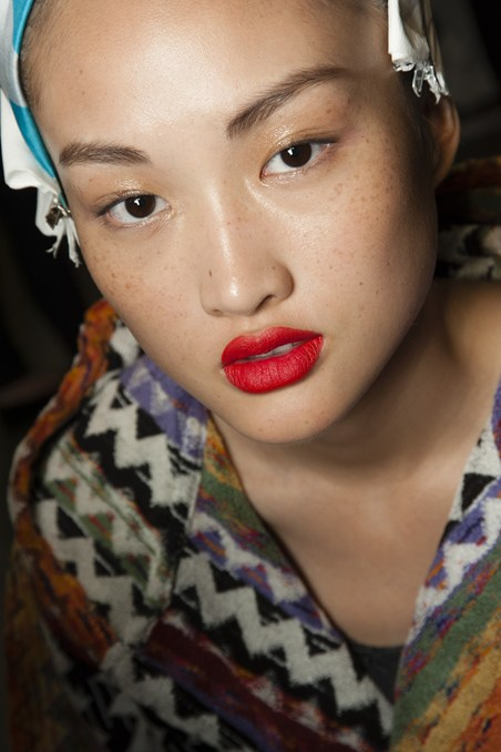 Missoni SS15 beauty
