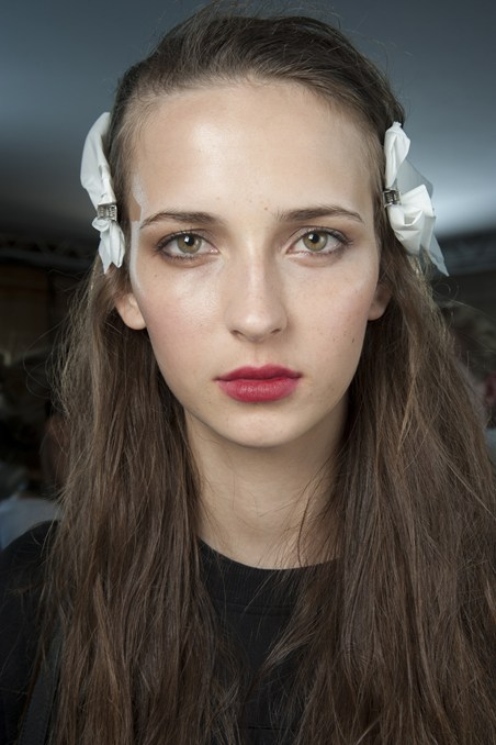 Topshop SS15 beauty lip stain