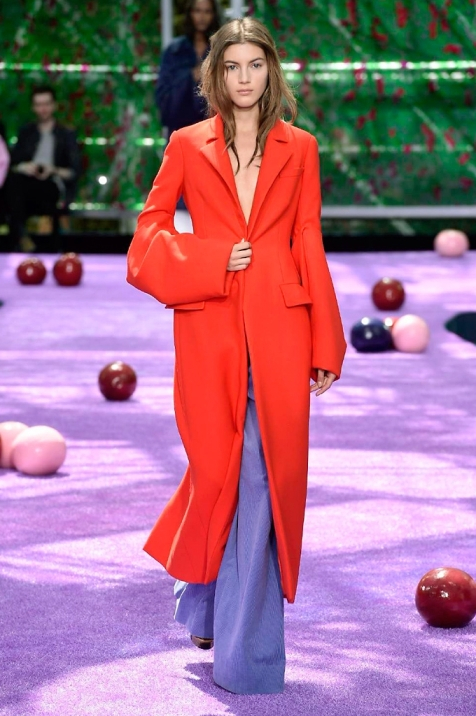 dior couture coat