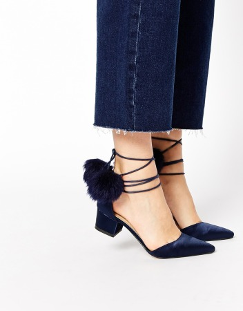 Say you will asos fluffy shoes