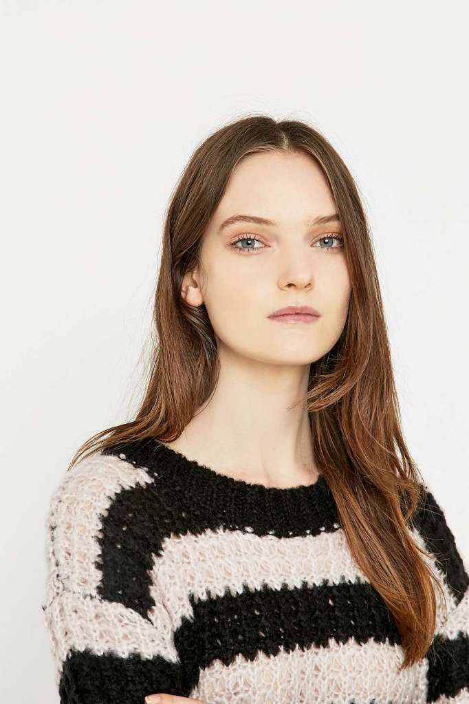 Urban Outfitters, Cheap Monday striped sweater