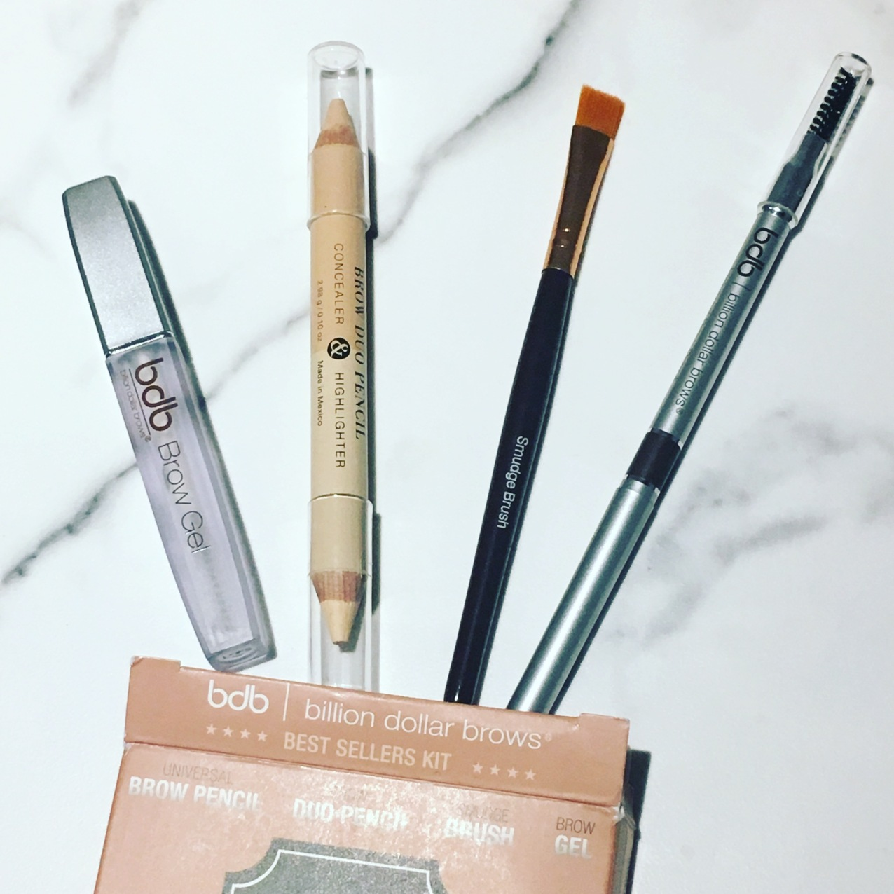 Billion Dollar Brows - Brow Kit