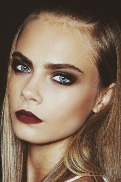 cara dark lips