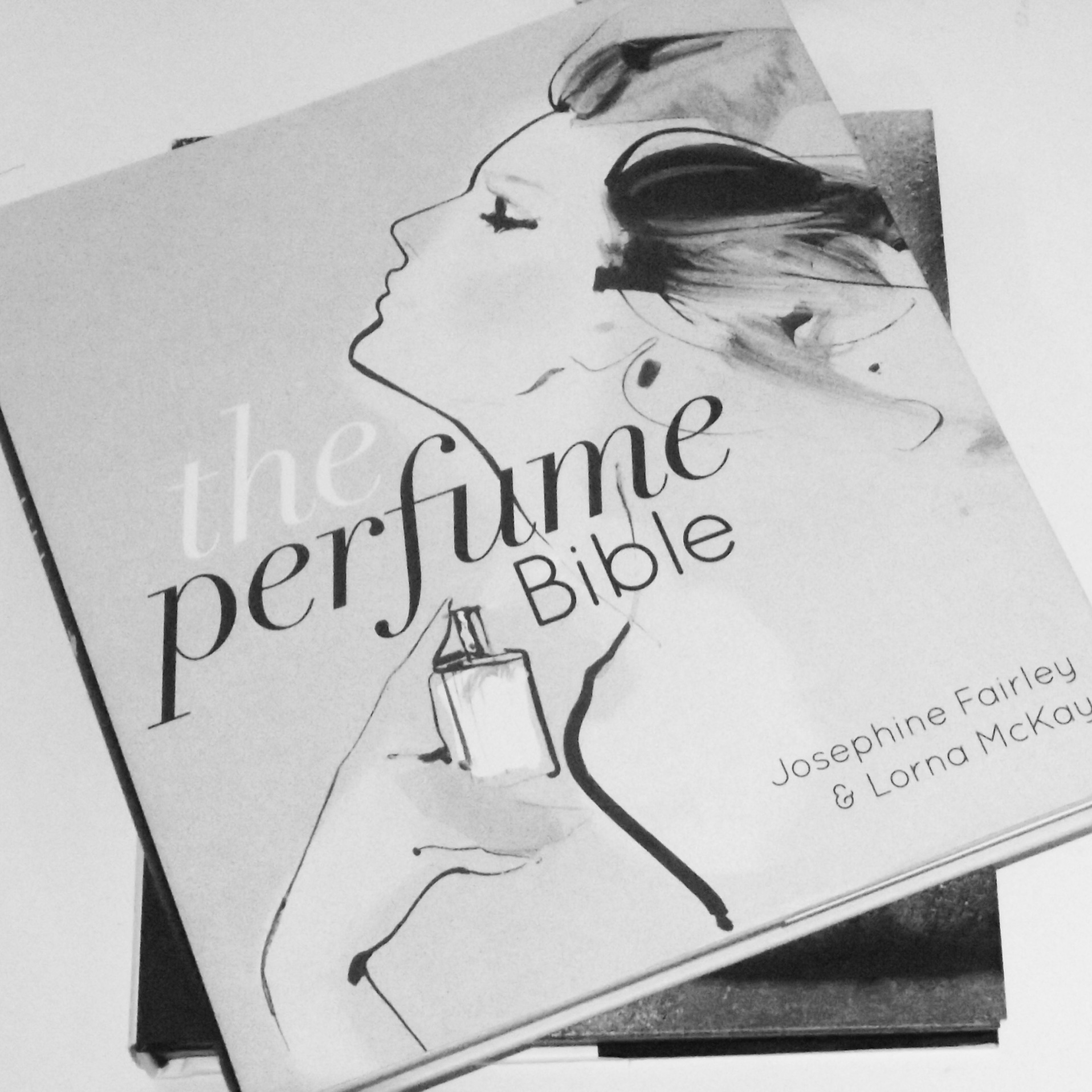 The Perfume Bible by the perfume Society