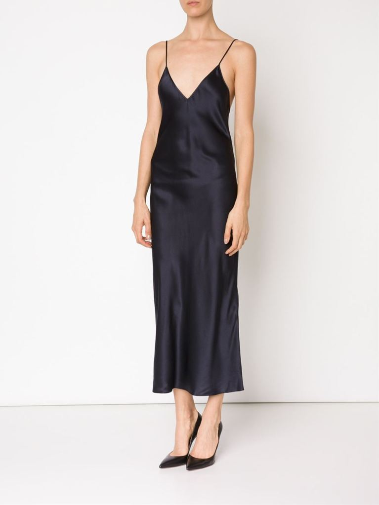 Protagonist Long Slip Dress