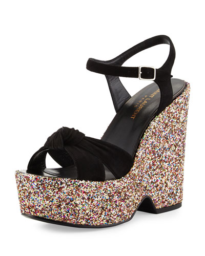 Saint Laurent Candy Wedges