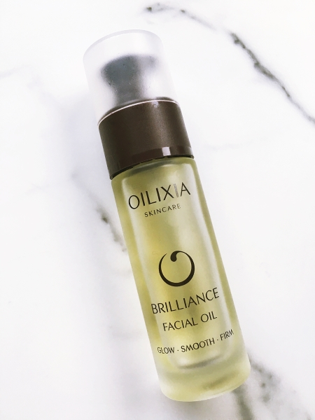 Oilixia Brilliance Facial Oil