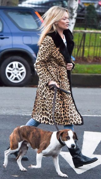 Also great for dog walking! Two furs are better than one