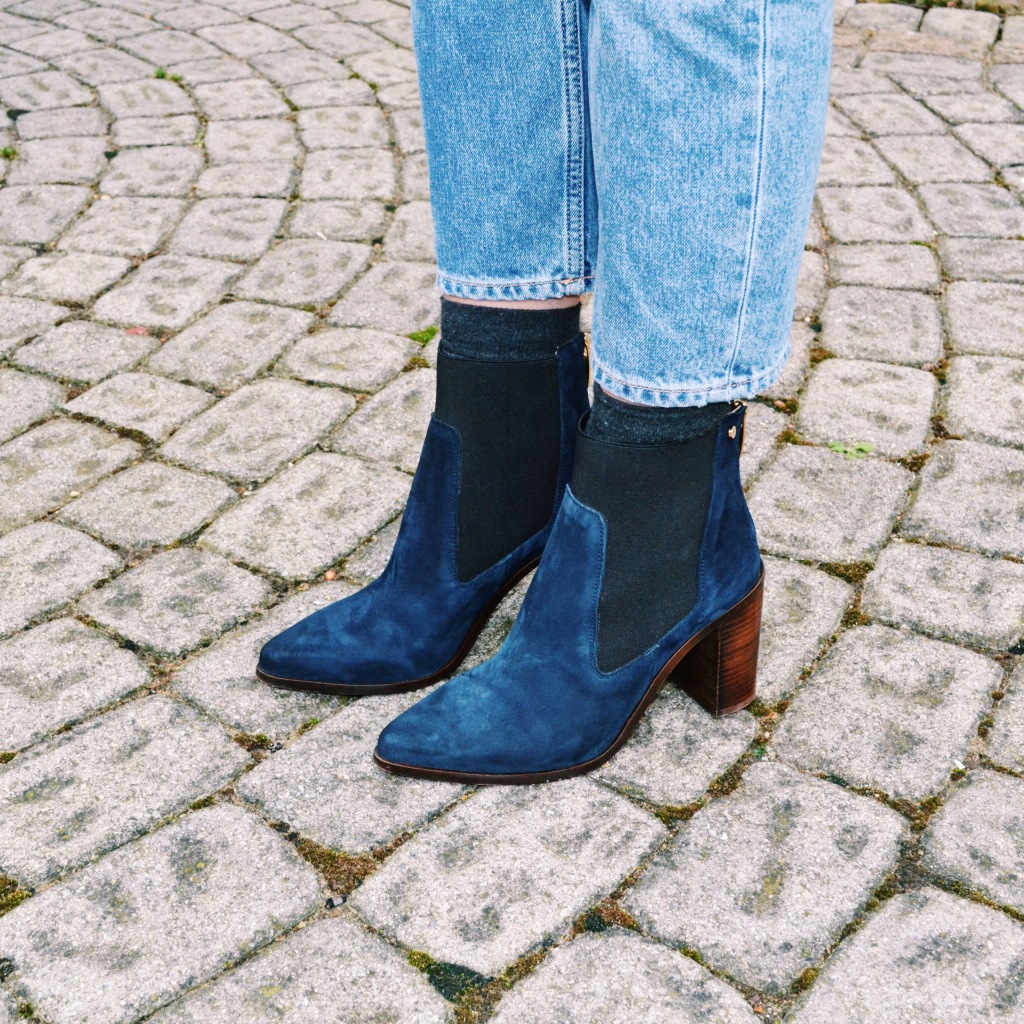 BLUSH LONDON X KG DELLOW BOOTS