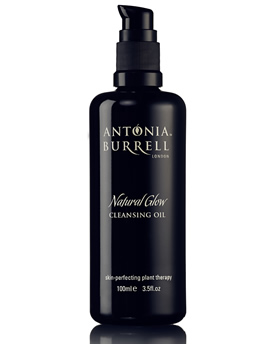 natural glow cleansing oil antonia burrell