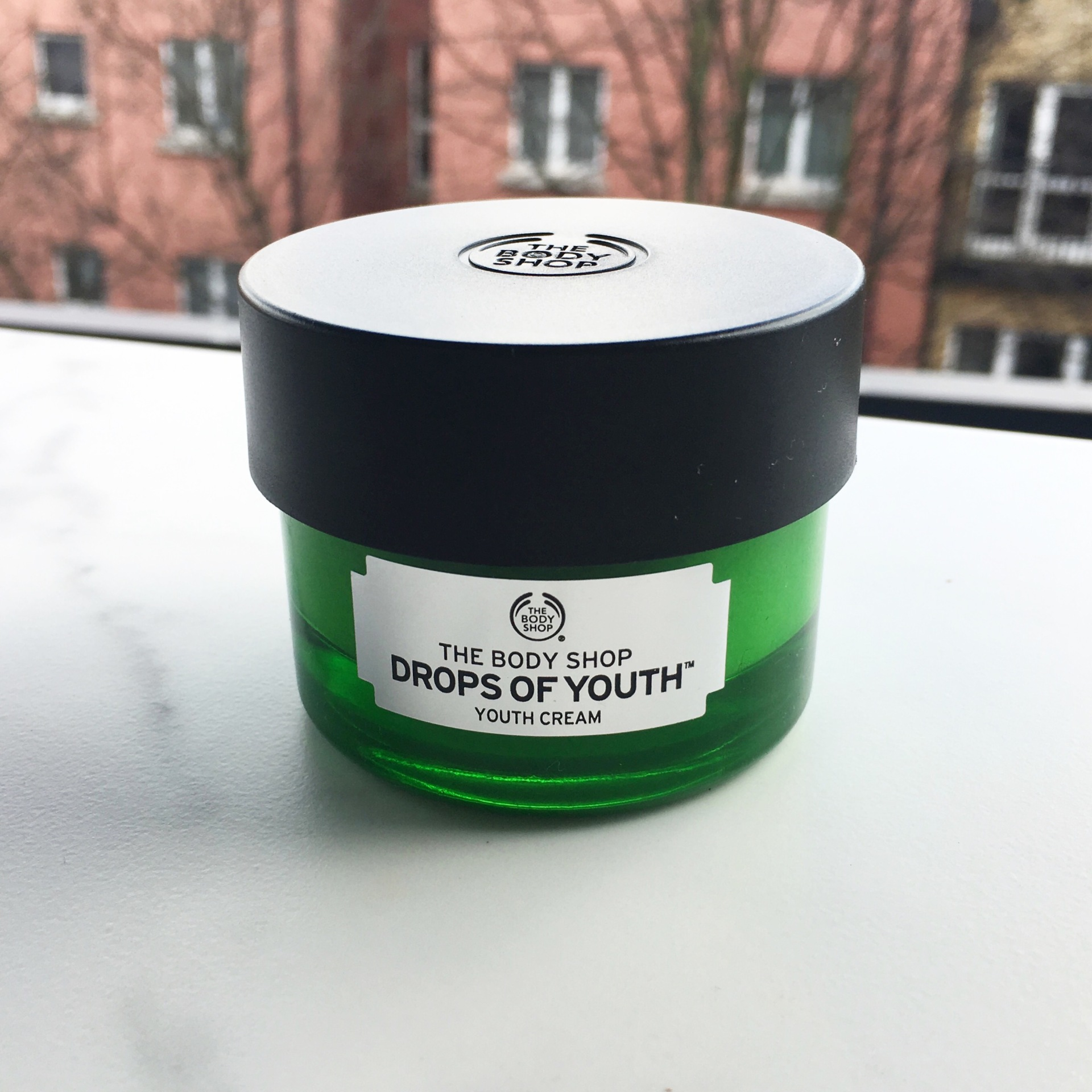 Drops of Youth cream body shop