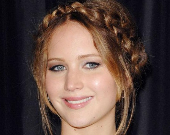jlaw halo braid