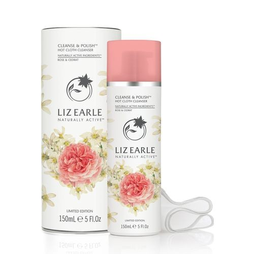 Liz Earle Ceanse & Polish Cleanser Rose