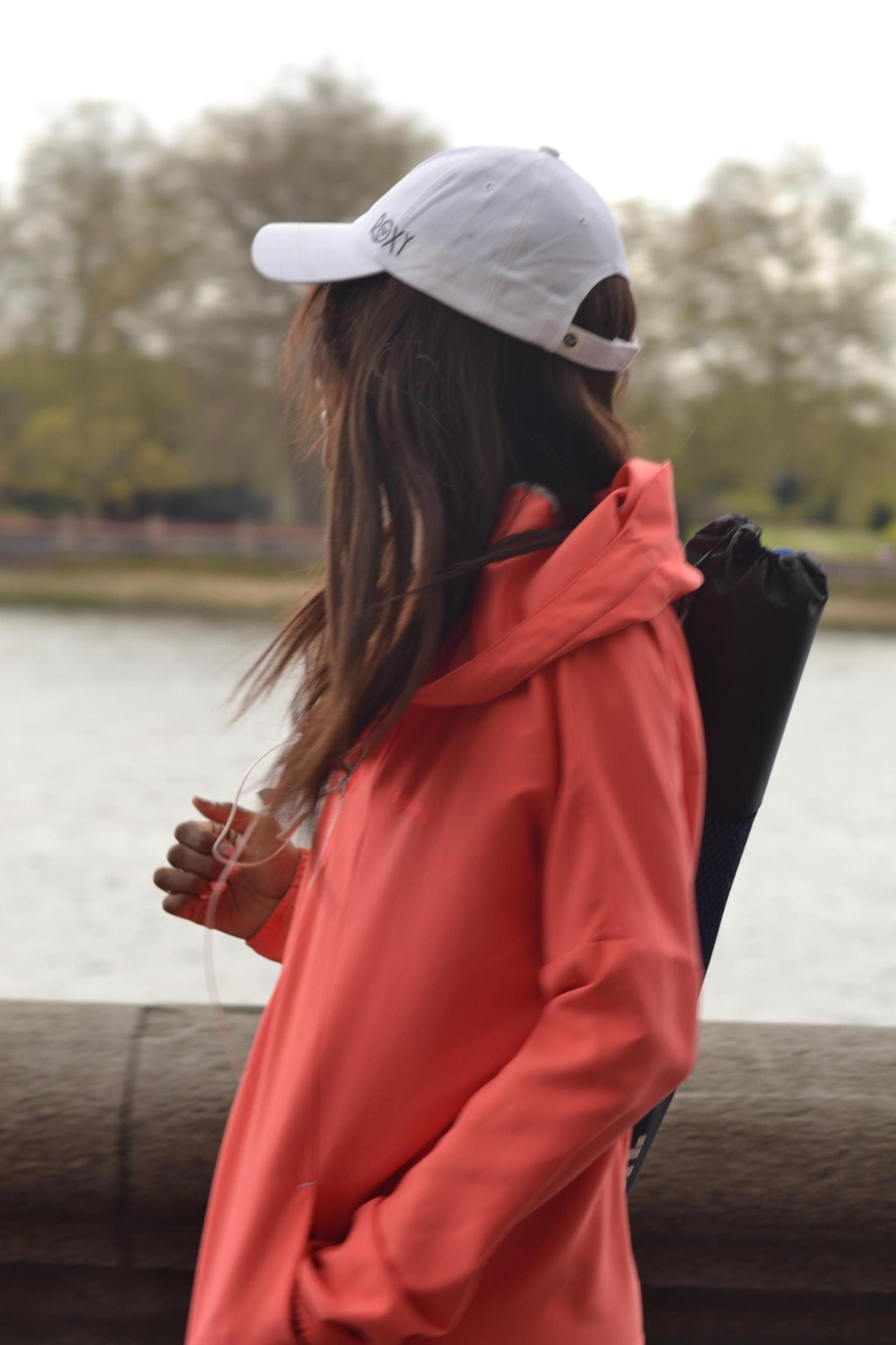 blush shoot styles roxy tracj top hoodie white cap style blog