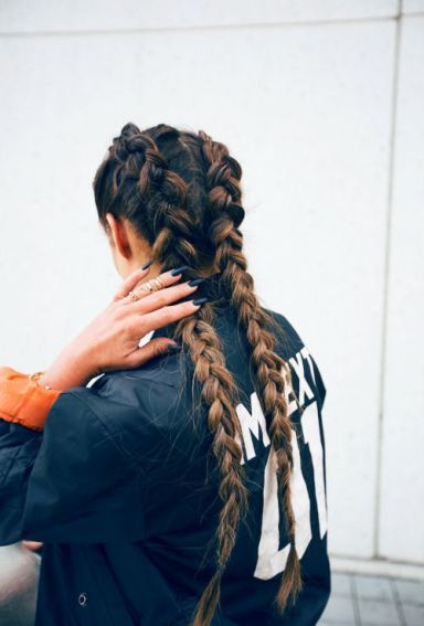 french braids how to