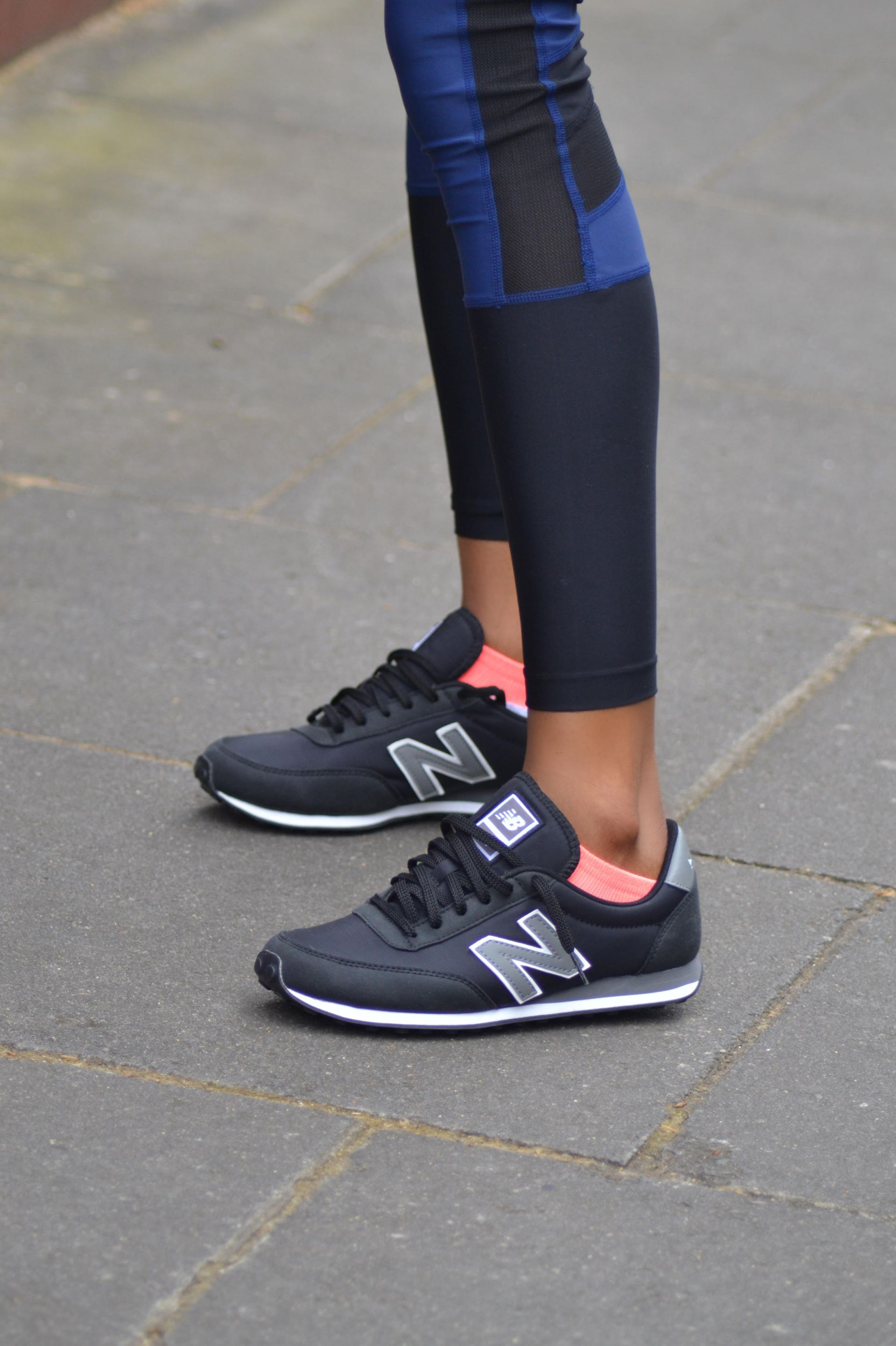 new balance trainers blush london style shoot blog