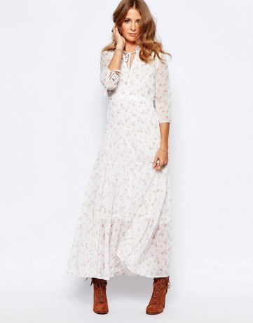 asos millie mcintosh victoriana floral dress