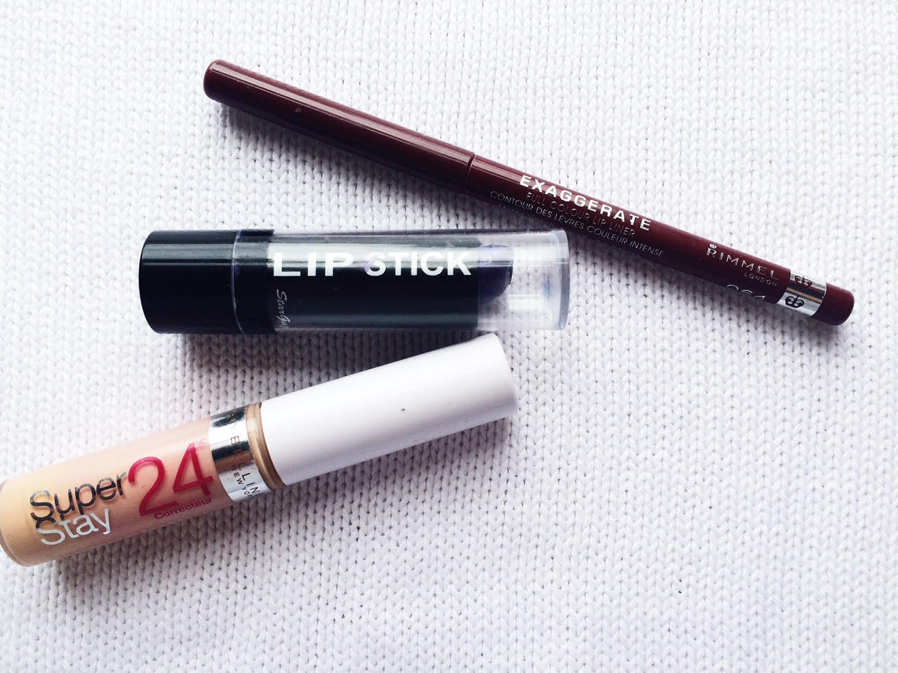 blush review rimmel lipliner maybelline superstay