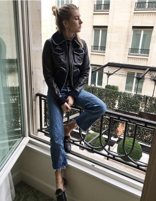 Camille Charriere Style French Girl Get the Look