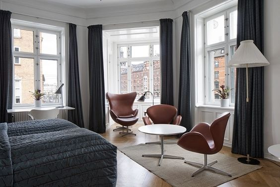 Hotel Alexandra copenhagen blush travel guide