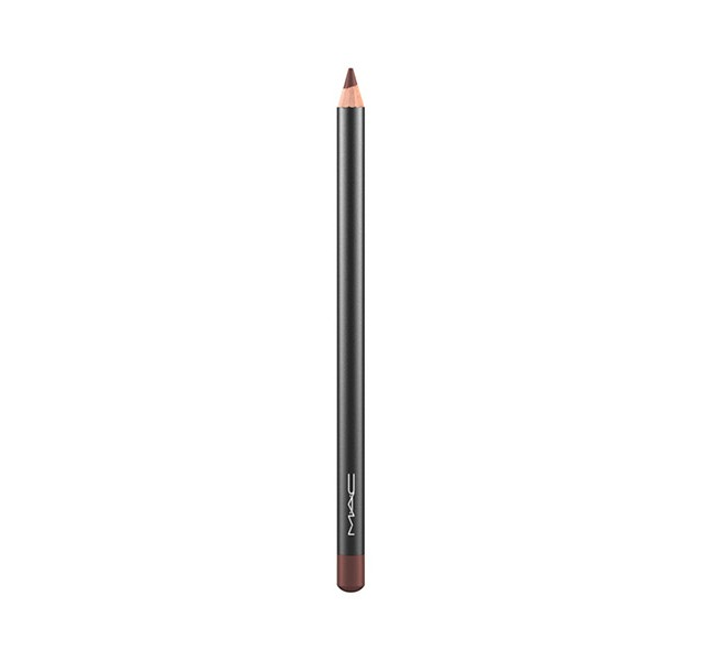 mac chestnut lipliner blush london