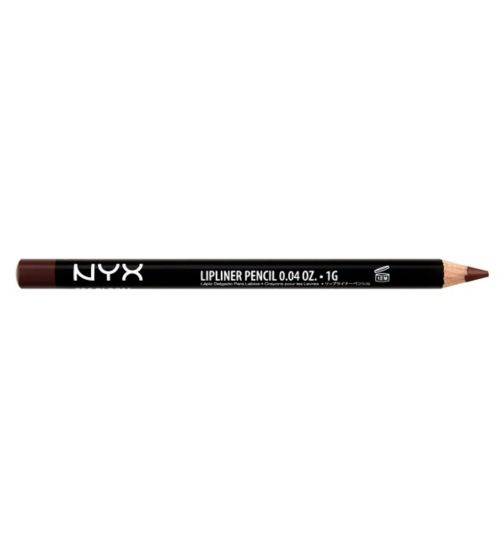nyx cocoa lip pencil lipliner