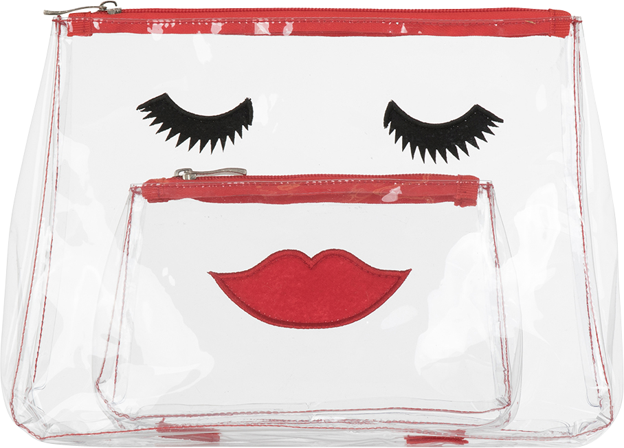 emma_lomax_clear_washbag_make-up_bag_set escentual