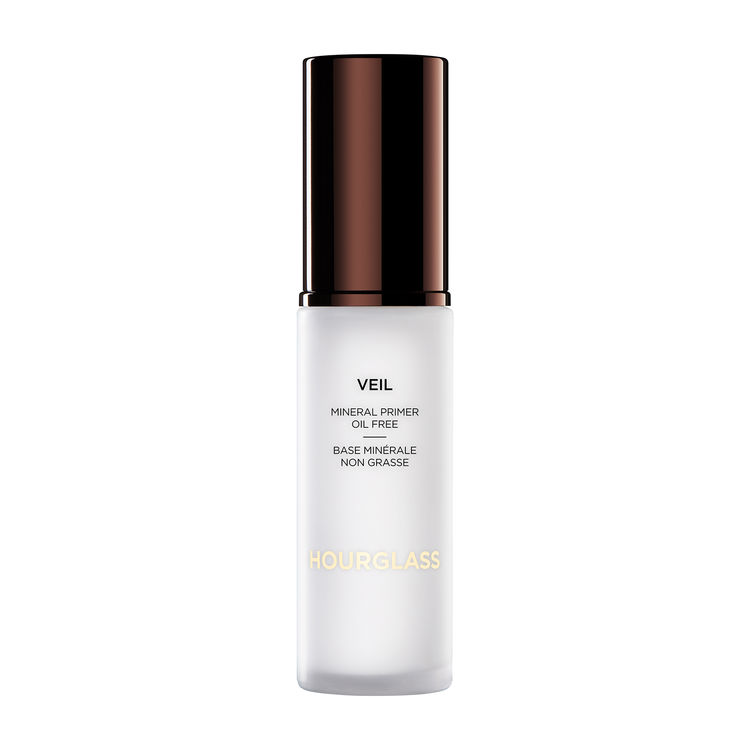 Hourglass Veil Mineral Primer SpaceNK Travel Essentials Blush London Guide to Hand Luggage beauty