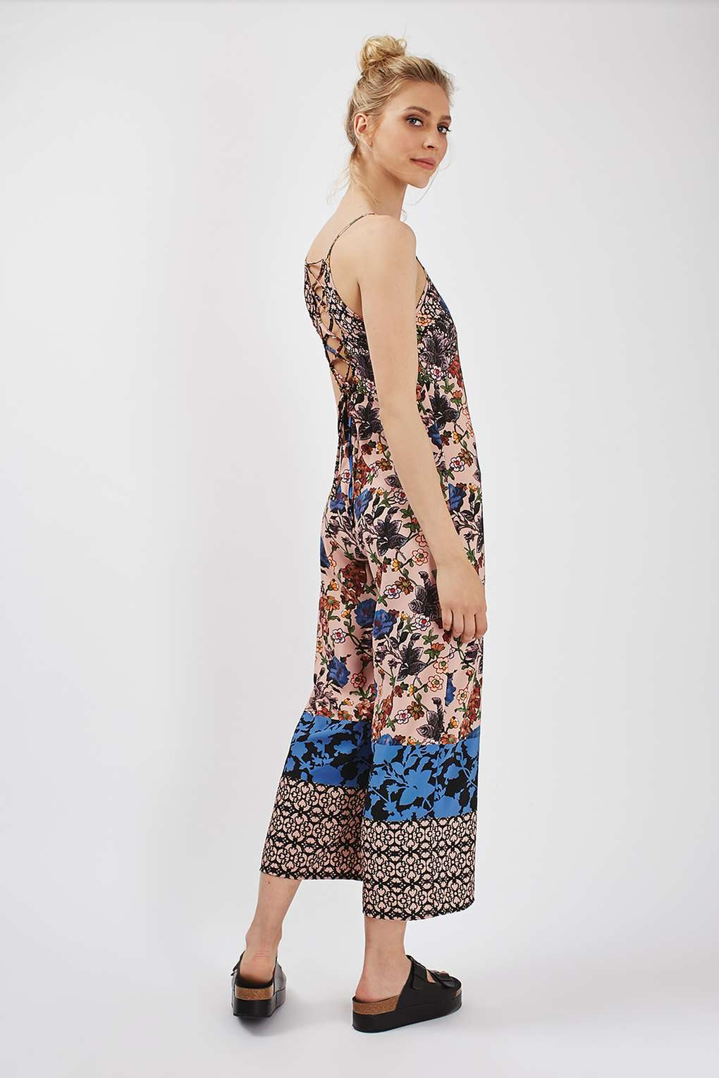 imperial bloom jumpsuit topshop